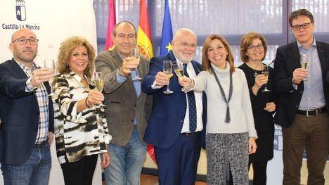 Ruiz Santos destaca las obras del Hospital de Albacete en su balance de este año 2019