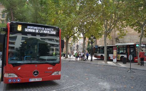 El servicio municipal de transporte urbano en Albacete, cierra el año superando la barrera de los cinco millones de viajeros