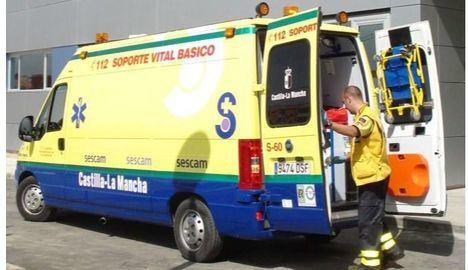Fallece una persona de 65 años, y tres resultan heridas en el choque de tres vehículos en Hellín