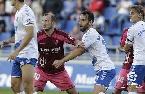 4-2. El Albacete roza el ridículo en Tenerífe