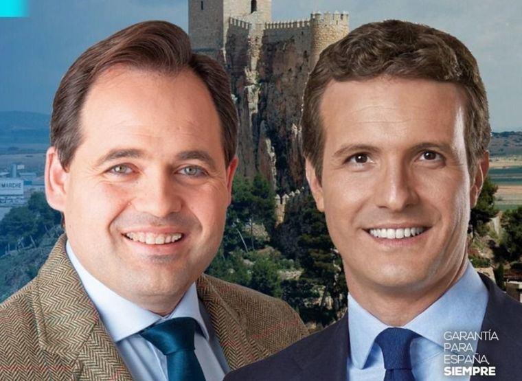 """Paco Núñez """"miente"""" y """"olvida"""" que el PP pactó en varias ocasiones con EH Bildu"""