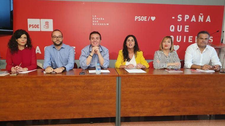 El PSOE provincial de Albacete respalda a sus representantes en el Congreso y rechaza las amenazas a los diputados y las diputadas socialistas