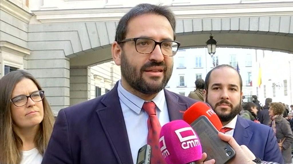 Sergio Gutiérrez denuncia el