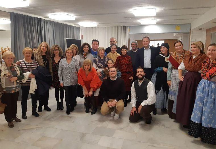 Los vecinos de Villacerrada celebran su Semana Cultural con folclore, teatro y cocina