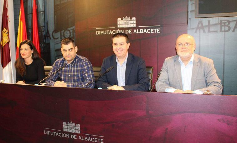 Lugares emblemáticos, la calidad del turismo rural y dos chefs de reconocimiento internacional, protagonistas del Día de Albacete en FITUR