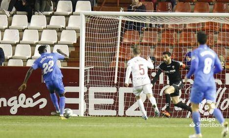 1-1. El Albacete no levanta cabeza y continúa sin ganar