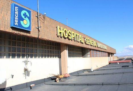 El Gobierno de Castilla-La Mancha ha destinado cerca de 40.000 euros a la impermeabilización de la cubierta del Hospital de Albacete