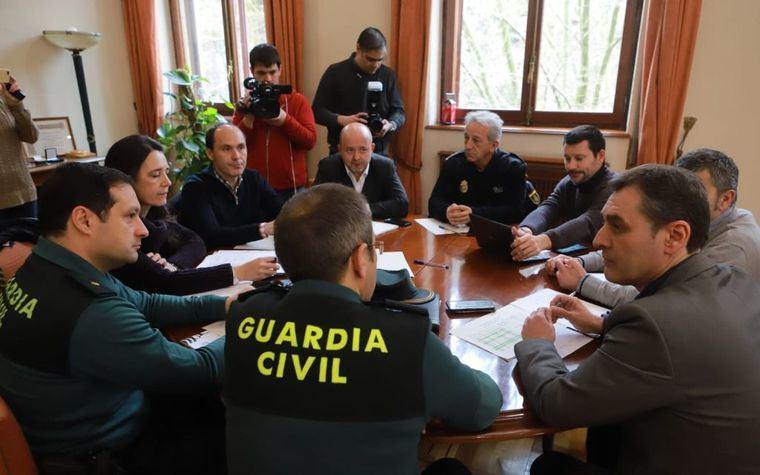 Francisco Tierraseca destaca la coordinación con la JCCM y con la Delegación del Gobierno en la Comunidad Valenciana