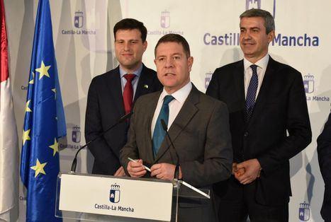 Emiliano García-Page ha anunciado la implantación de otra factoría de reciclaje de plásticos en el Polígono de Romica de Albacete