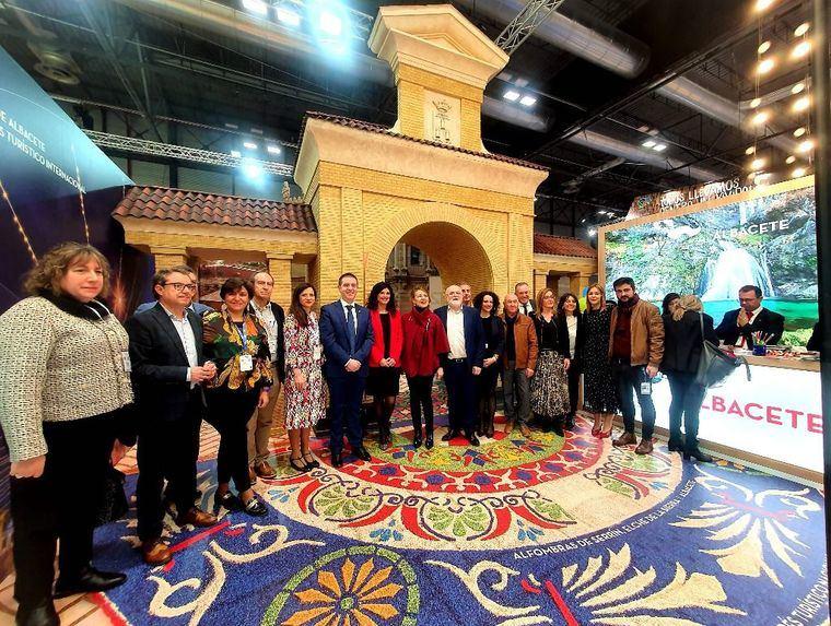 Santiago Cabañero anima a generar contactos y nuevas vías de oportunidades a través del Turismo en el marco de FITUR 2020