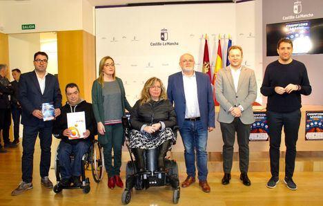 Albacete acogerá este fin de semana las fases clasificatorias del Campeonato Europeo de Baloncesto en silla de ruedas