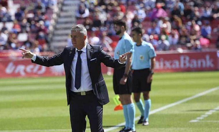 Lucas Alcaraz, nuevo entrenador del Albacete Balompié