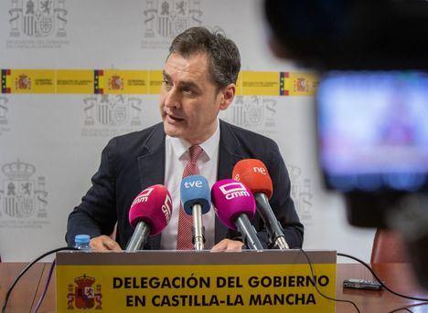 El albaceteño Francisco Tierraseca seguirá como delegado del Gobierno en Castilla-La Mancha