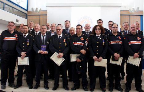 Protección Civil de Albacete celebra 32 años de servicio público y voluntariado