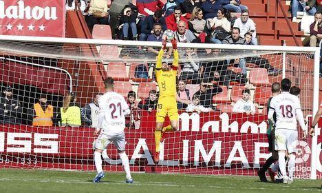 1-1. Un gol de Fuster rescata un punto para el Albacete de Lucas Alcaraz ante la Ponferradina
