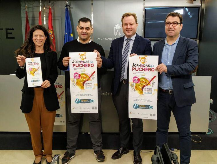 Una docena de municipios de la provincia de Albacete participarán en las XII Jornadas del Puchero