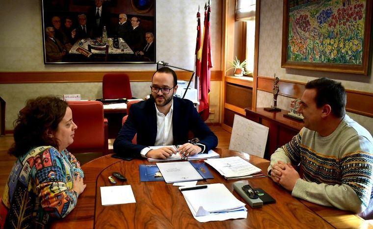 La Diputación de Albacete, un año más, al lado del Encuentro de Gachamigueros de Almansa