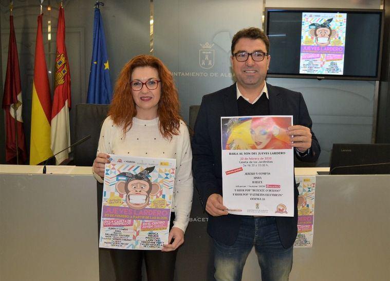 Pablo Carbonell pregonará el Carnaval de Albacete