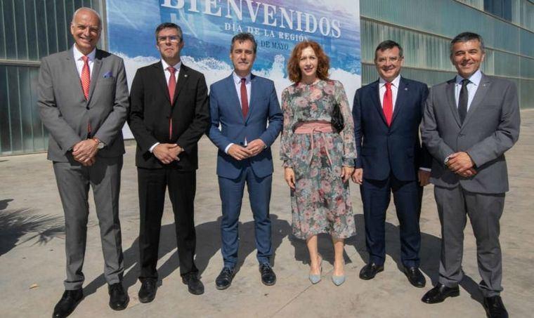 Francisco Tierraseca confirma a los cinco subdelegados del Gobierno en Castilla-La Mancha