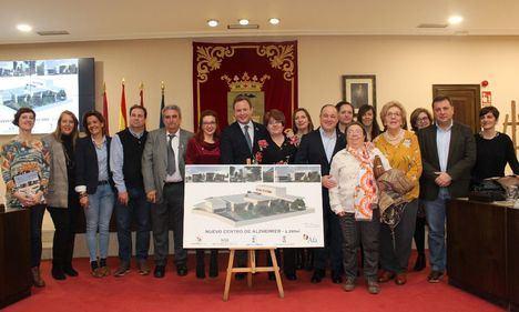 El Ayuntamiento de Albacete formaliza la cesión de una parcela a AFA para la construcción de un nuevo Centro Especializado en la Atención de Enfermos de Alzheimer