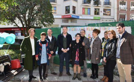El alcalde de Albacete felicita a Afanion por sus 25 años de trabajo y valora la semilla sembrada por los fundadores
