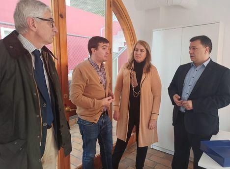 Manuel Serrano agradece a la Junta de Cofradías de Albacete la 'intensa y comprometida' labor que realiza para promocionar nuestra Semana Santa