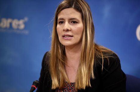 Carolina Agudo denuncia que Page ha vuelto a mentir a los castellano-manchegos con el tema del agua porque sabe que no habrá fin del trasvase