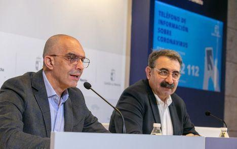 El primer paciente confirmado por coronavirus en Castilla-La Mancha permanece en la UCI del Hospital de Guadalajara desde hace cuatro días