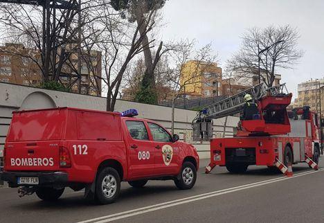 Los servicios de Seguridad en Albacete han tenido más de 30 intervenciones ocasionadas por el viento hasta mediodía
