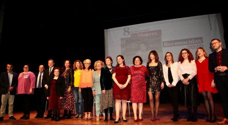 El acto de Reconocidas 2020 en torno al Día de la Mujer pone de manifiesto el camino recorrido en igualdad y lo mucho que todavía queda por hacer