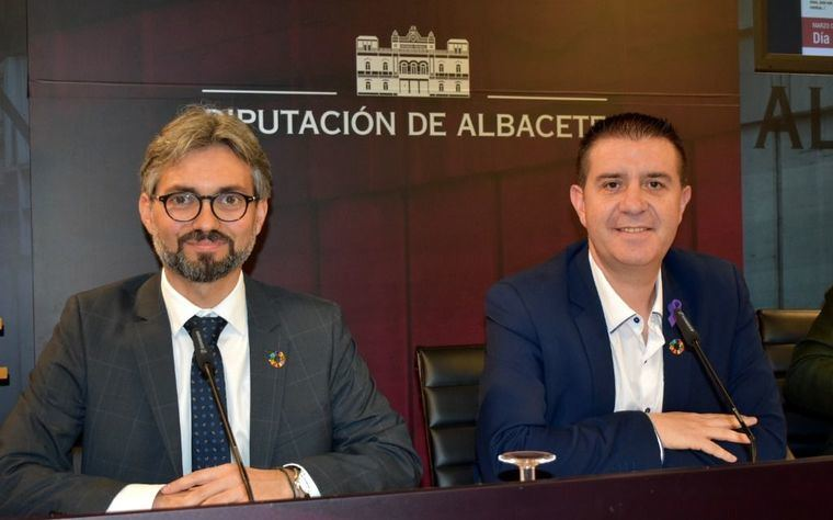 Santi Cabañero expone las principales conclusiones extraídas del Proyecto 'Comarcas en Igualdad' impulsado por la Diputación de Albacete