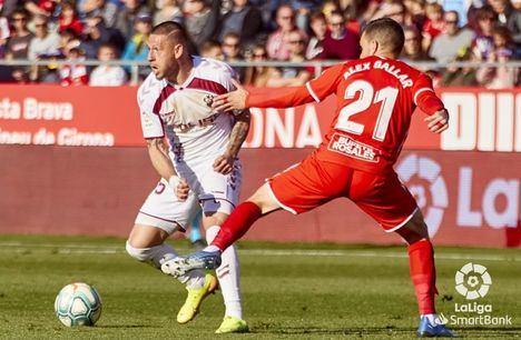 1-1. El Albacete consigue un punto al empatar en Girona