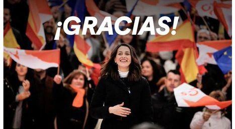Inés Arrimadas gana las primarias y toma las riendas de Ciudadanos