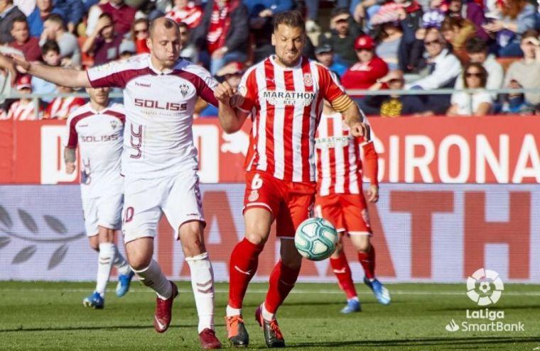 El Albacete-Almería, se jugará a puerta cerrada el próximo domingo