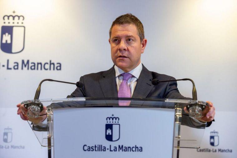 Castilla-La Mancha suspende todas las clases. GARCÍA-PAGE EN DIRECTO