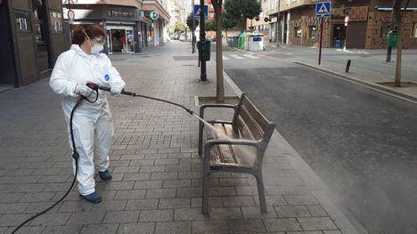 El Ayuntamiento de Albacete reduce la frecuencia de los autobuses e intensifica la limpieza y desinfección en la calle
