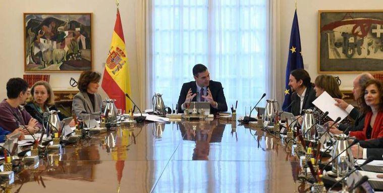 Coronavirus.- El Gobierno aprueba este martes nuevas medidas económicas de flexibilización de ERTEs y liquidez