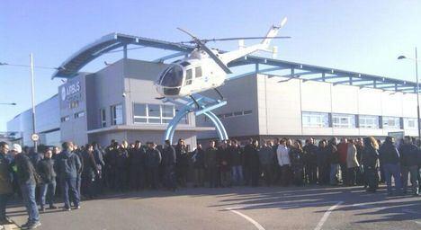 Airbus, con planta en Albacete, suspende cuatro días la producción en sus plantas de Francia y España