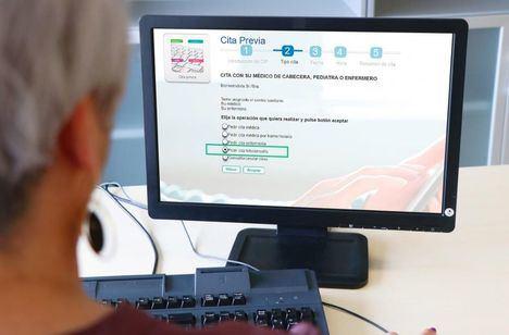Los ciudadanos de Castilla-La Mancha podrán pedir cita para realizar consultas telefónicas sanitarias no urgentes