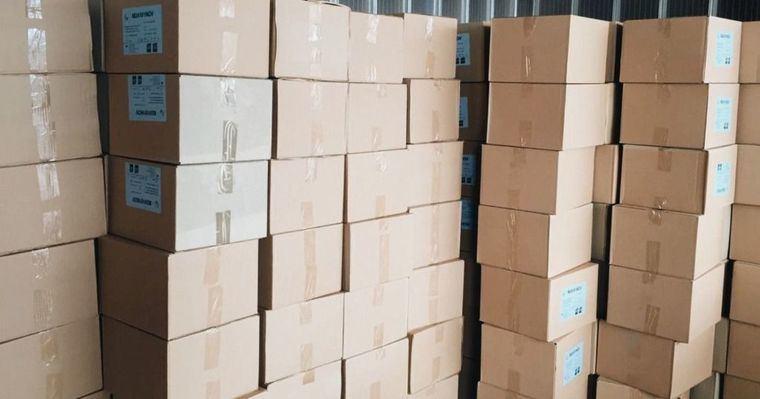 La Junta distribuye más de 80.000 mascarillas a centros de salud, residencias y centros sociosanitarios