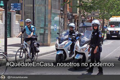 Un equipo formado por 350 personas trabaja para garantizar los servicios esenciales del Ayuntamiento de Albacete
