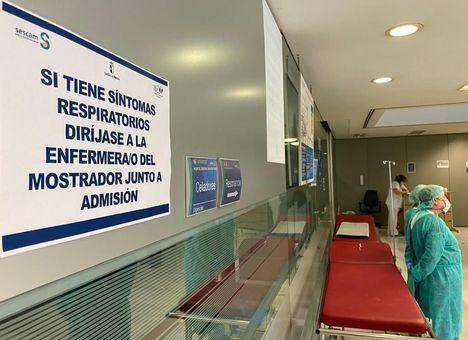 El Hospital de Albacete diseña nuevos circuitos y cambia la funcionalidad de algunos espacios para reorganizar la actividad asistencial