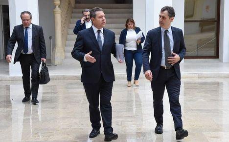 El Gobierno de Castilla-La Mancha incorpora al servicio a 132 policías locales en fase de formación