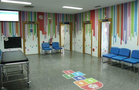 Se reubica la atención de las urgencias pediátricas en el Hospital General de Albacete