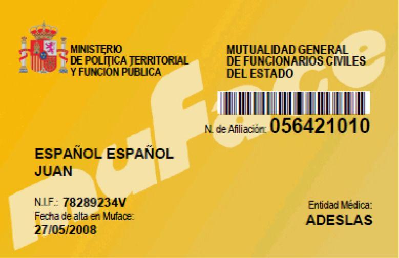 Exención de visados a los mutualistas de Muface. Podrán acudir directamente a la farmacia para adquirir los medicamentos con receta