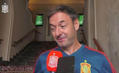 Fallece el padre del seleccionador albaceteño, Santi Denia