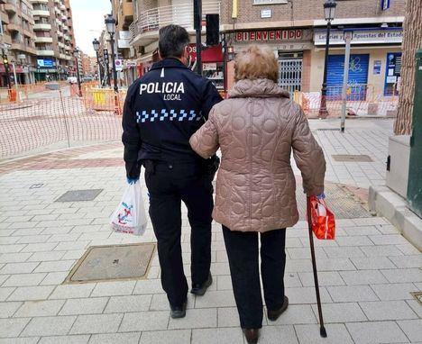 Los 18 agentes de la Policía Local que completaban su formación se incorporan para prestar sus servicios al Ayuntamiento de Albacete