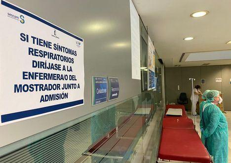 Castilla-La Mancha confirma 2.465 casos positivos por infección de coronavirus COVID-19