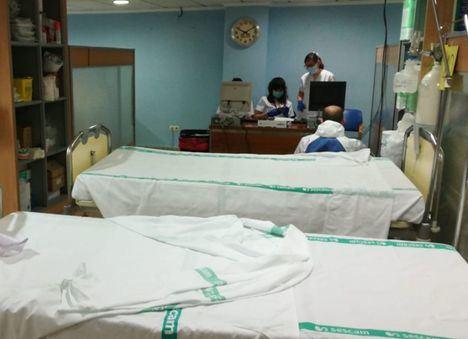 Castilla-La Mancha resgistra 2.780 casos positivos por infección de coronavirus COVID-19
