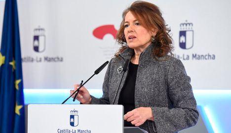 Aurelia Sánchez, la consejera de Bienestar Social de Castilla-La Mancha, con neumonía y a la espera de la prueba del COVID-19